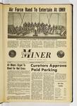 The Missouri Miner, September 15, 1971