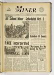 The Missouri Miner, September 29, 1971