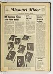 The Missouri Miner, October 06, 1971