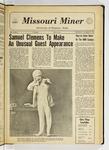 The Missouri Miner, October 13, 1971