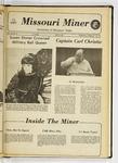 The Missouri Miner, February 16, 1972