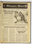 The Missouri Miner, April 26, 1972
