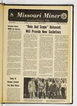 The Missouri Miner, May 03, 1972