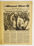 The Missouri Miner, September 20, 1972