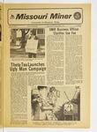 The Missouri Miner, November 08, 1972
