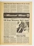 The Missouri Miner, February 28, 1973