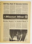 The Missouri Miner, March 07, 1973