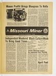 The Missouri Miner, April 04, 1973