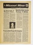 The Missouri Miner, April 26, 1973