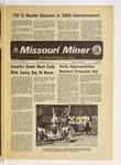 The Missouri Miner, May 02, 1973