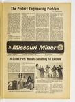 The Missouri Miner, September 27, 1973