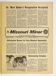The Missouri Miner, October 24, 1973