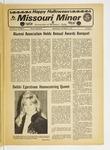 The Missouri Miner, October 31, 1973