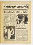 The Missouri Miner, November 28, 1973