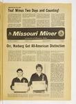 The Missouri Miner, March 27, 1974