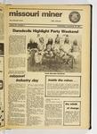 The Missouri Miner, September 18, 1974