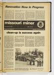 The Missouri Miner, November 14, 1974