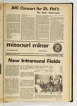 The Missouri Miner, December 05, 1974