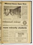 The Missouri Miner, January 16, 1975