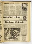 The Missouri Miner, January 30, 1975