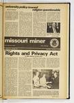 The Missouri Miner, February 06, 1975