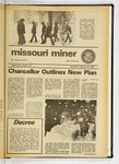 The Missouri Miner, February 27, 1975