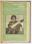 The Missouri Miner, March 13, 1975 -- Special St. Pat's Issue