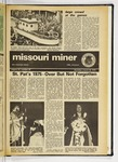 The Missouri Miner, March 20, 1975