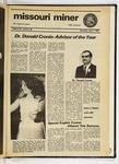 The Missouri Miner, May 01, 1975