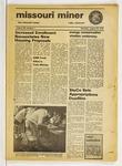 The Missouri Miner, August 28, 1975