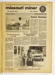 The Missouri Miner, September 04, 1975