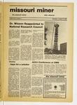 The Missouri Miner, October 09, 1975