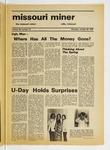 The Missouri Miner, October 30, 1975