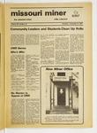 The Missouri Miner, November 13, 1975