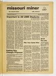 The Missouri Miner, January 15, 1976