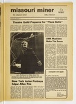 The Missouri Miner, January 22, 1976