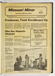 The Missouri Miner, August 26, 1976