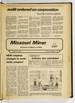 The Missouri Miner, September 09, 1976