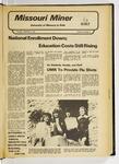 The Missouri Miner, September 16, 1976