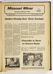 The Missouri Miner, September 23, 1976