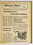The Missouri Miner, October 14, 1976