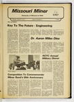 The Missouri Miner, February 17, 1977