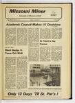The Missouri Miner, March 03, 1977