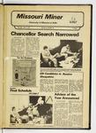 The Missouri Miner, May 05, 1977