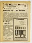 The Missouri Miner, September 29, 1977