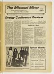 The Missouri Miner, October 06, 1977