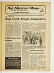 The Missouri Miner, November 03, 1977