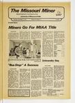 The Missouri Miner, November 17, 1977