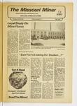 The Missouri Miner, March 30, 1978