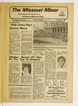 The Missouri Miner, April 20, 1978
